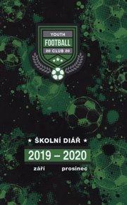 Školní diář Fotbal (září 2019 – prosinec 2020)