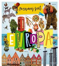 Obálka titulu Poznávej svět – Evropa