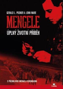 Obálka titulu Mengele