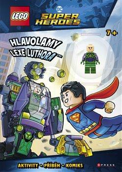 Obálka titulu Lego DC Comics Super Heroes Hlavolamy Lexe Luthora