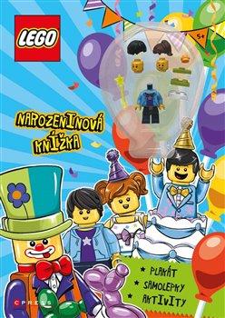 Obálka titulu Lego Iconic Narozeninová knížka
