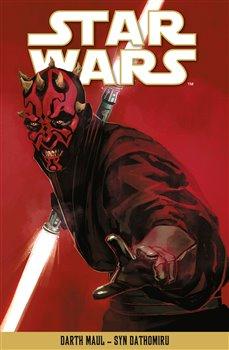 Obálka titulu Star Wars - Darth Maul - Syn Dathomiru