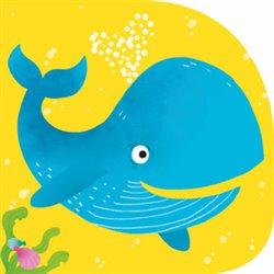 Obálka titulu Koupací kniha Velryba