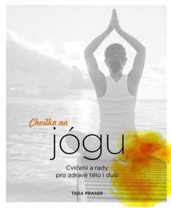 Obálka titulu Chvilka na jógu