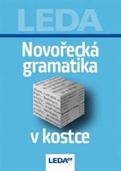 Obálka titulu Novořecká gramatika v kostce