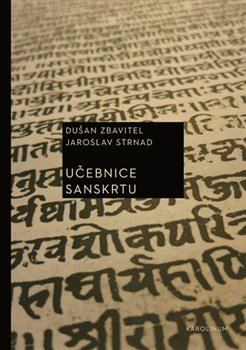 Obálka titulu Učebnice sanskrtu