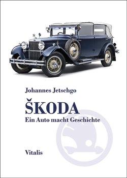Obálka titulu Škoda - Ein Auto macht Geschichte