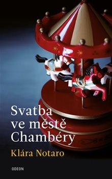 Obálka titulu Svatba ve městě Chambéry