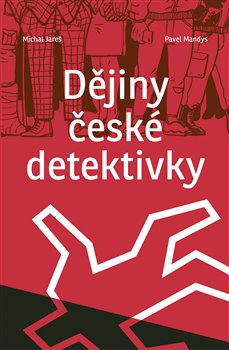 Obálka titulu Dějiny české detektivky