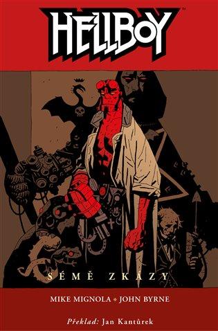 Hellboy 1: Sémě zkázy - Mike Mignola, | Booksquad.ink
