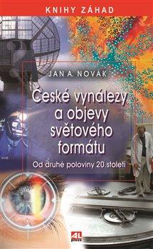 Obálka titulu České vynálezy a objevy světového formátu