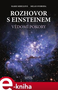 Obálka titulu Rozhovor s Einsteinem