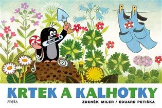 Krtek a kalhotky - Zdeněk Miler, | Booksquad.ink