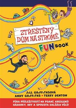 Obálka titulu Ztřeštěný dům na stromě - Fun Book