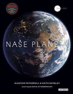 Obálka titulu Naše planeta