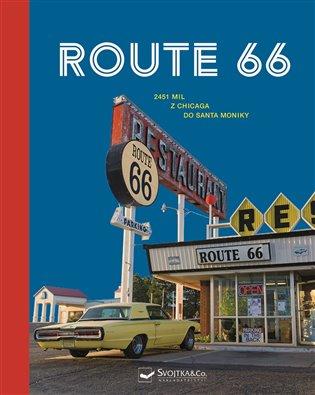 ROUTE 66 - 2451 MIL Z CHICAGA DO SANTA MONIKY