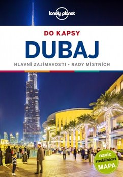 Obálka titulu Dubaj do kapsy - Lonely Planet