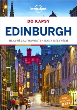 Obálka titulu Edinburgh do kapsy - Lonely Planet