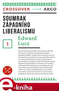 Obálka titulu Soumrak západního liberalismu