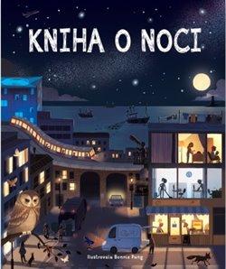 Obálka titulu Kniha o noci