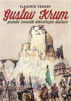 Obálka titulu Gustav Krum