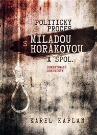 Politický proces s Miladou Horákovou a spol.