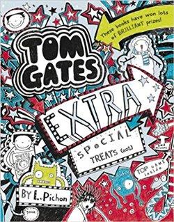 Obálka titulu Tom Gates 6: Extra Special Treats (...Not)