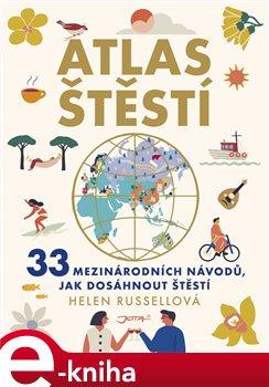 Obálka titulu Atlas štěstí