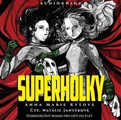 Obálka titulu Superholky