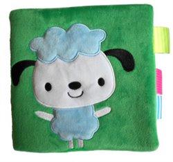 Obálka titulu Měkká knížka Ovce