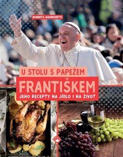 Obálka titulu U stolu s papežem Františkem