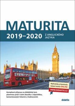 Obálka titulu Maturita 2019 - 2020 z anglického jazyka