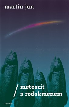 Obálka titulu Meteorit s rodokmenem