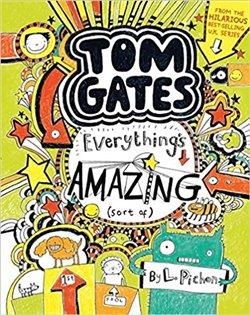 Obálka titulu Tom Gates 3: Everything's Amazing (sort of)
