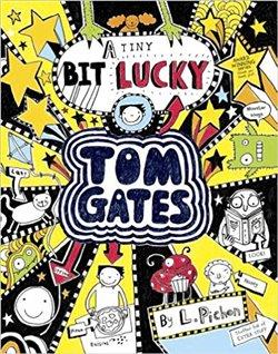 Obálka titulu Tom Gates 7: A Tiny Bit Lucky