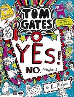 Obálka titulu Tom Gates 8: Yes! No (Maybe...)