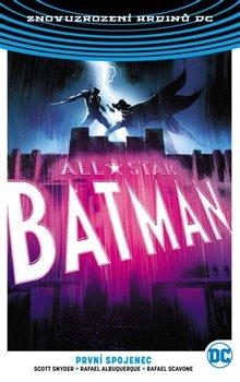 Obálka titulu All-Star Batman 3: První spojenec