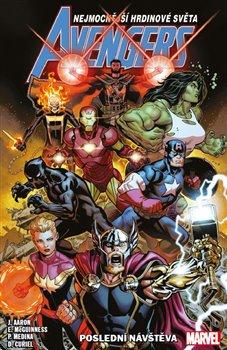 Obálka titulu Avengers: Poslední návštěva