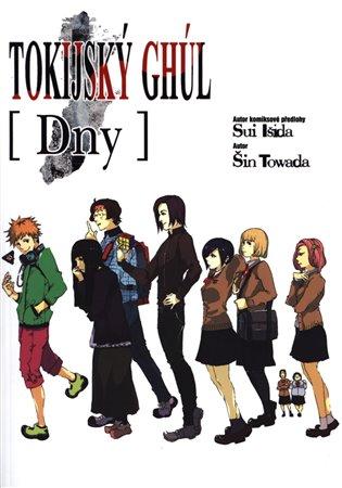 Tokijský ghúl: Dny - Sui Išida,   Booksquad.ink