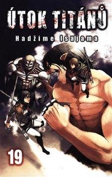 Obálka titulu Útok titánů 19