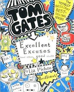 Obálka titulu Tom Gates 2: Excellent Excuses