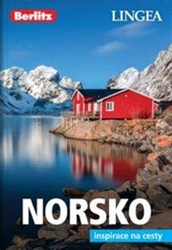 Obálka titulu Norsko - Inspirace na cesty