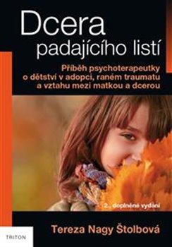 Obálka titulu Dcera padajícího listí