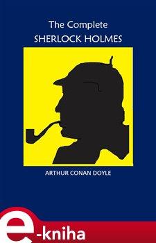 Obálka titulu The Complete Sherlock Holmes