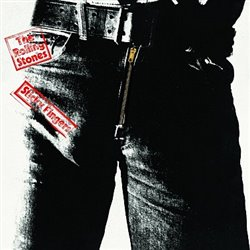 Obálka titulu Sticky Fingers