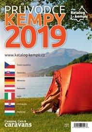 Průvodce kempy v ČR a SR 2019