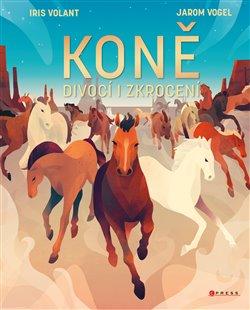 Obálka titulu Koně