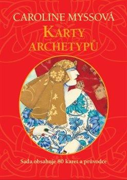 Obálka titulu Karty archetypů