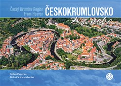 Obálka titulu Českokrumlovsko z nebe / Český Krumlov Region From Heaven