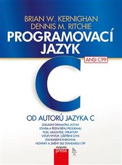 Obálka titulu Programovací jazyk C